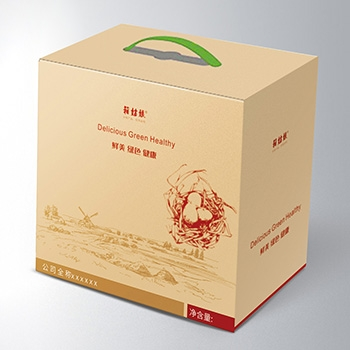 张家港农产品礼品盒